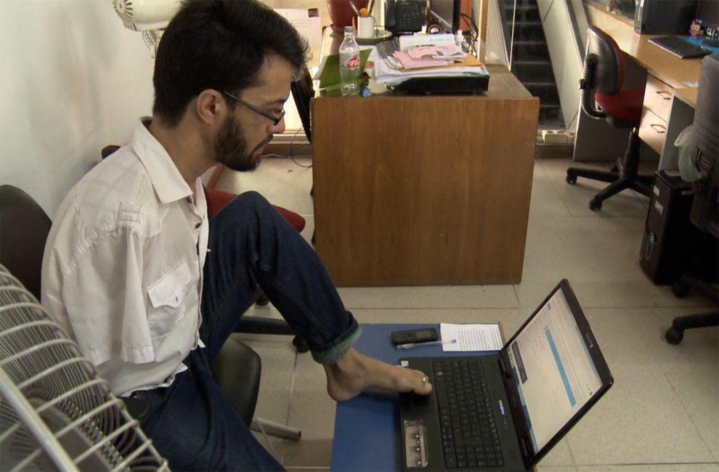 Poder Ejecutivo reglamentó la ley de empleo para personas con discapacidad