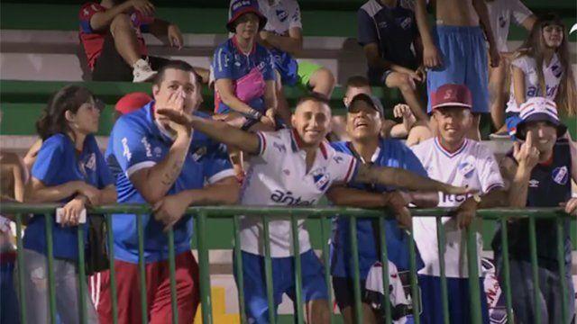 El partido se jugó en Santa Catarina el 31 de enero de 2016.