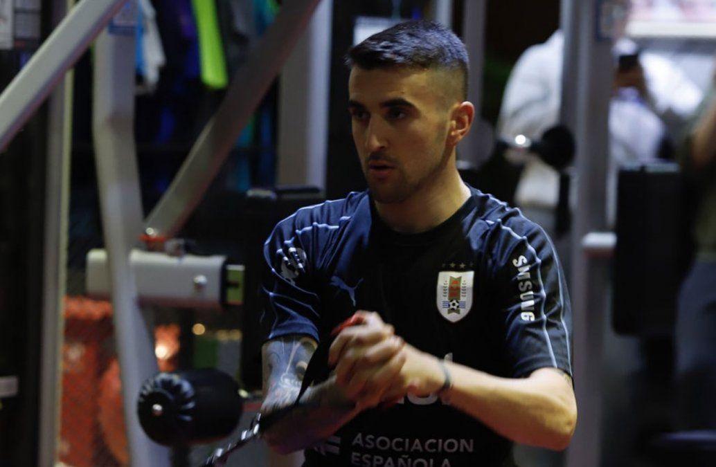 Foto: Selección Uruguaya oficial.