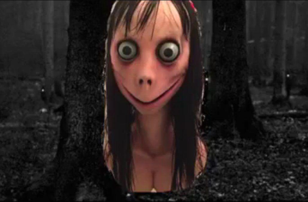 Reapareció Momo, la figura siniestra se cuela en videos infantiles en Youtube