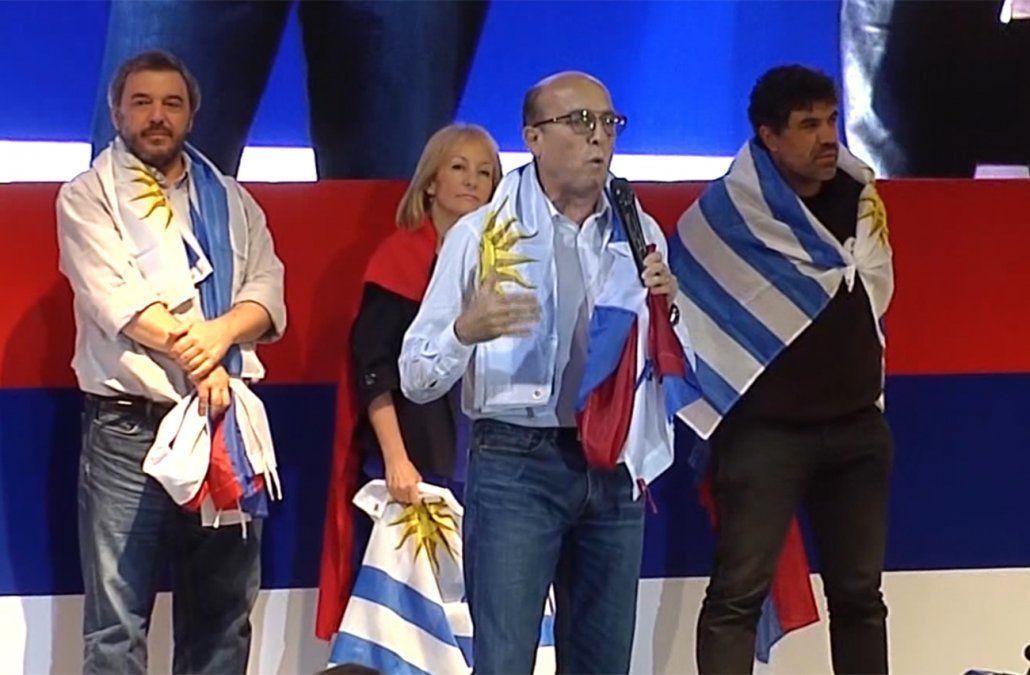 Martínez consolida su liderazgo y le saca ventaja de 21 puntos a Cosse