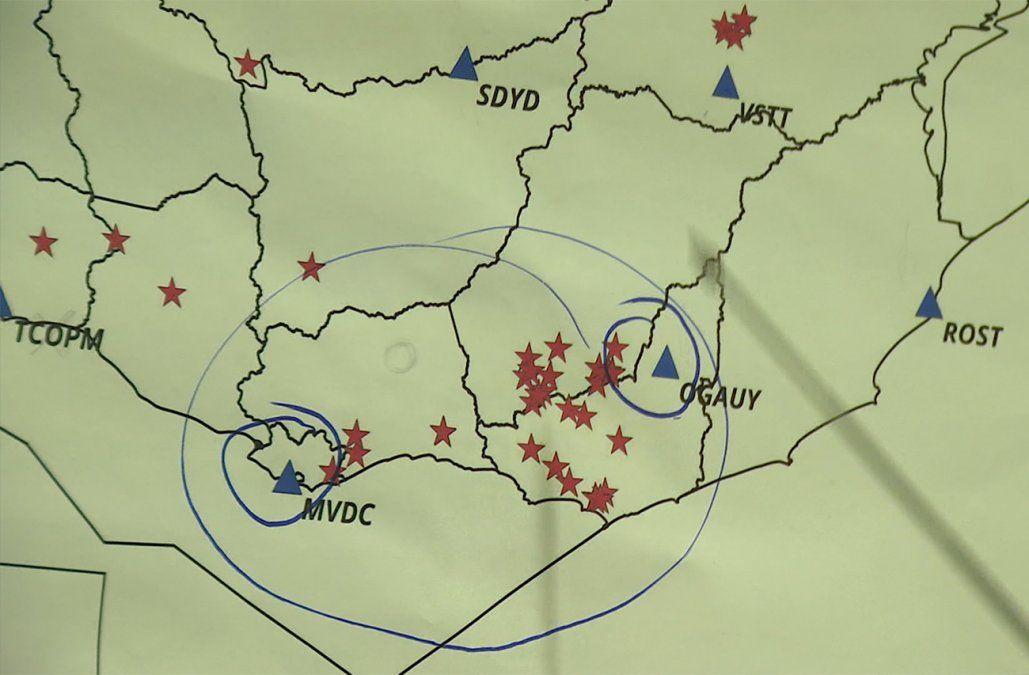 Descartan que los temblores sentidos en el este del país hayan sido un sismo