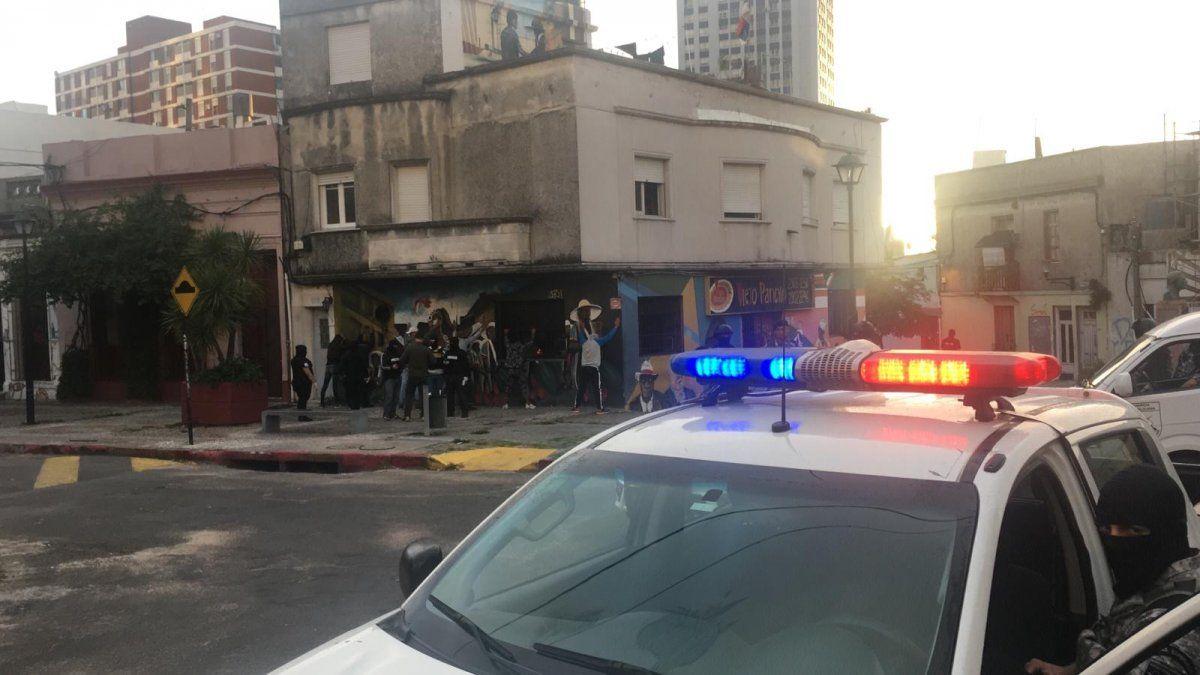 Más de 140 policías realizaron un nuevo operativo Mirador en barrios Sur y Palermo
