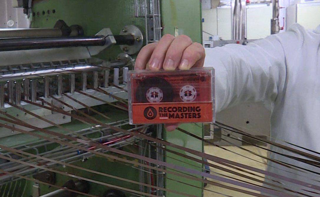 Casi 20 años después del cese de su fabricación, el casete vuelve a producirse en Francia