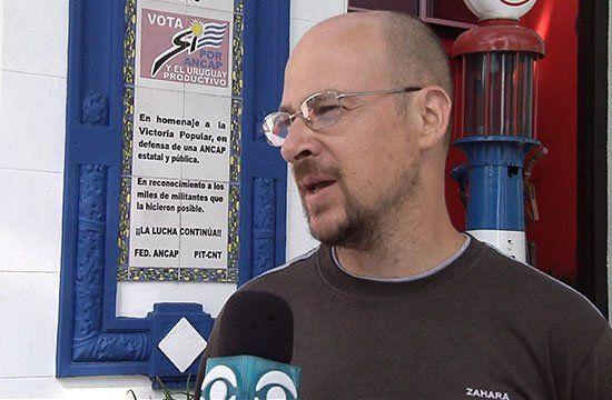 Marcelo Pouso de Unión Ferroviaria