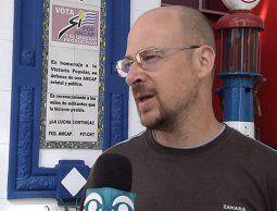 """Estatales denuncian una """"cláusula de paz"""" del gobierno para afectar derecho de huelga"""