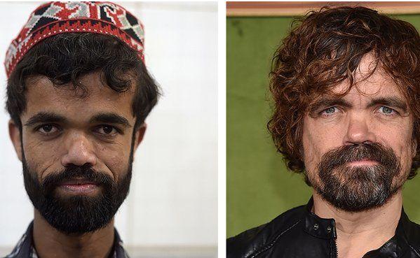Paquistaní salta a la fama por su parecido con actor de Juego de Tronos