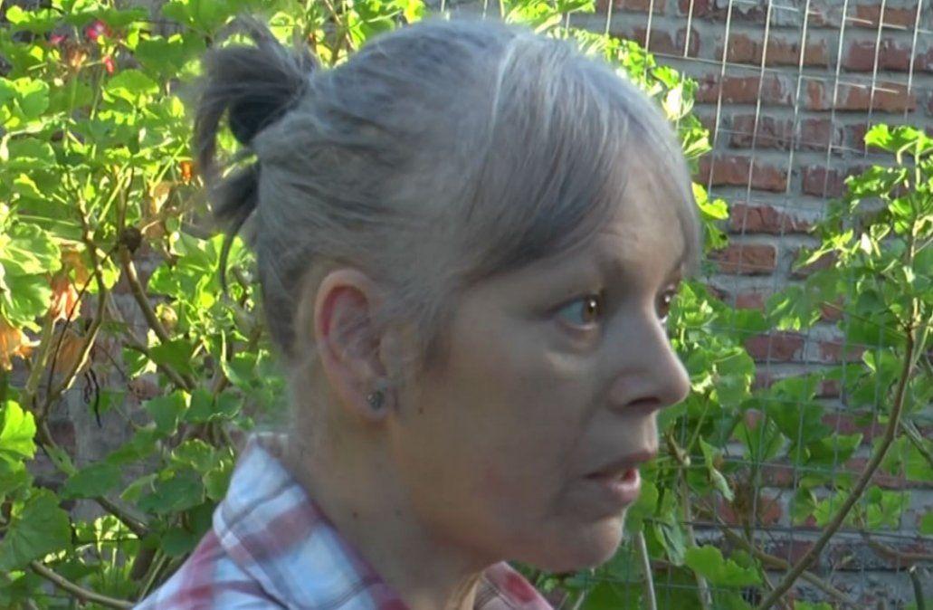 Mary Yaquelin García padece cáncer desde hace cuatro años como muchos uruguayos lucha contra el sistema de salud que debe protegerla.