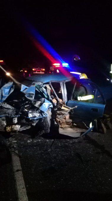 Accidente fatal cerca de Paso de los Toros: dos fallecidos y varios heridos