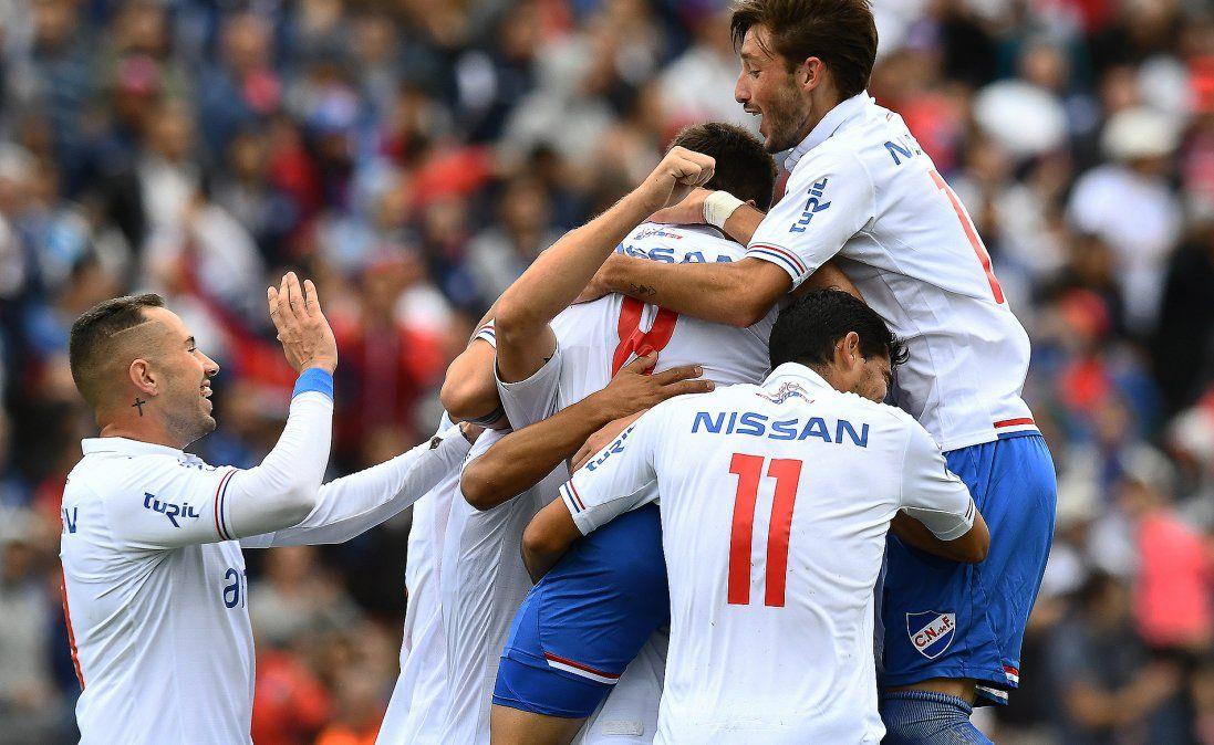 El show de goles del fin de semana: Nacional logró su primer triunfo
