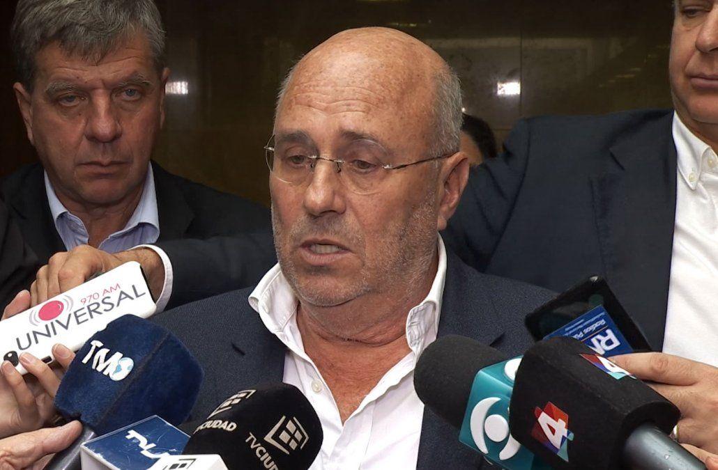 Vamos al suicidio político, le dijo Zubía a Novick tras expulsión de Facello