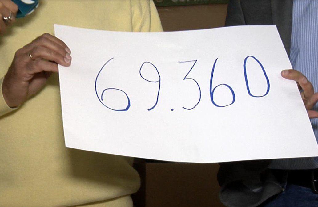 Dirigentes del Partido Nacional presentaron 69.360 firmas para derogar Ley Trans
