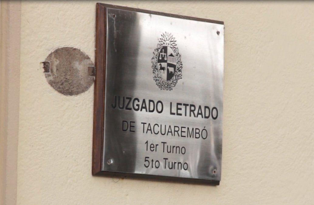 Prisión preventiva por 150 días al presunto autor del crimen en Tacuarembó