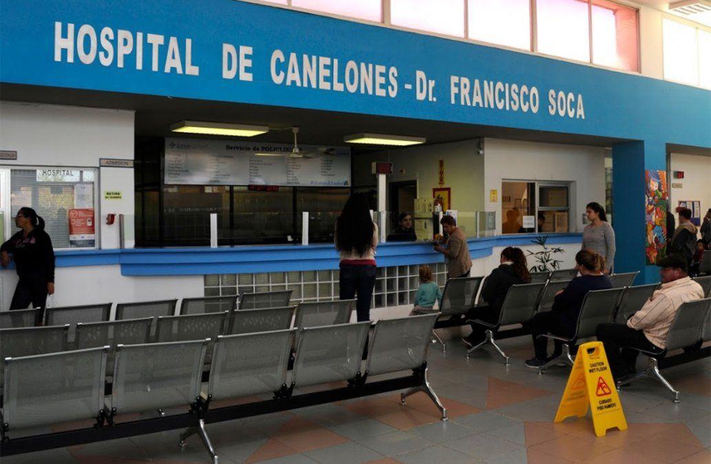 Pacientes y médicos de hospital de Canelones intoxicados aparentemente por fumigación