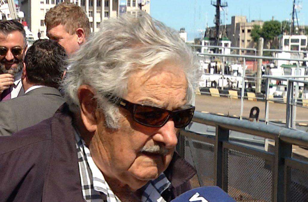 Mujica tiene ideas para mejorar la seguridad pero no quiso decirlas: me las guardo