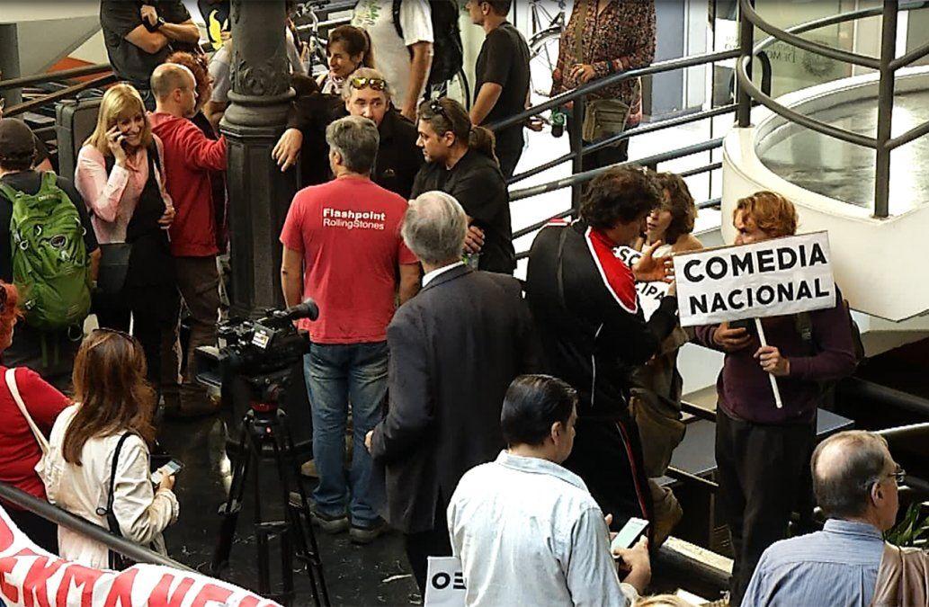ADEOM reclamó a la Junta Departamental presupuestación de trabajadores del área cultural