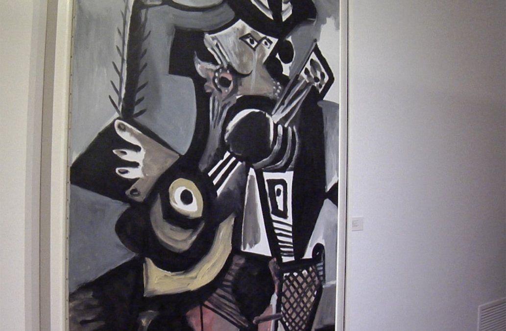 Se inauguró la histórica muestra de Pablo Picasso en el Museo de Artes Visuales