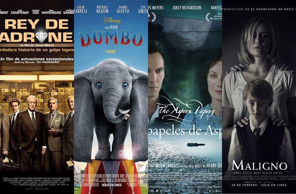 Estos son los estrenos de cine del fin de semana; los recomendados de Jackie