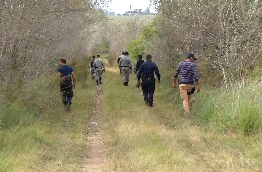 Continúa este domingo la búsqueda de Micaela Onrrubio en San José