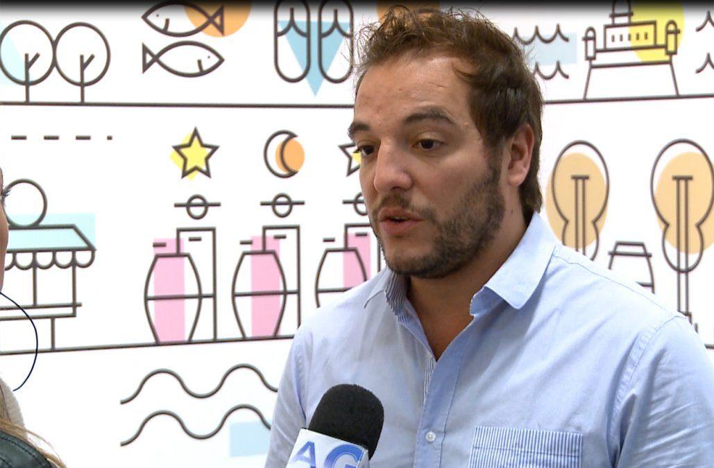 Christian Di Candia asumirá como intendente de Montevideo en lugar de Martínez