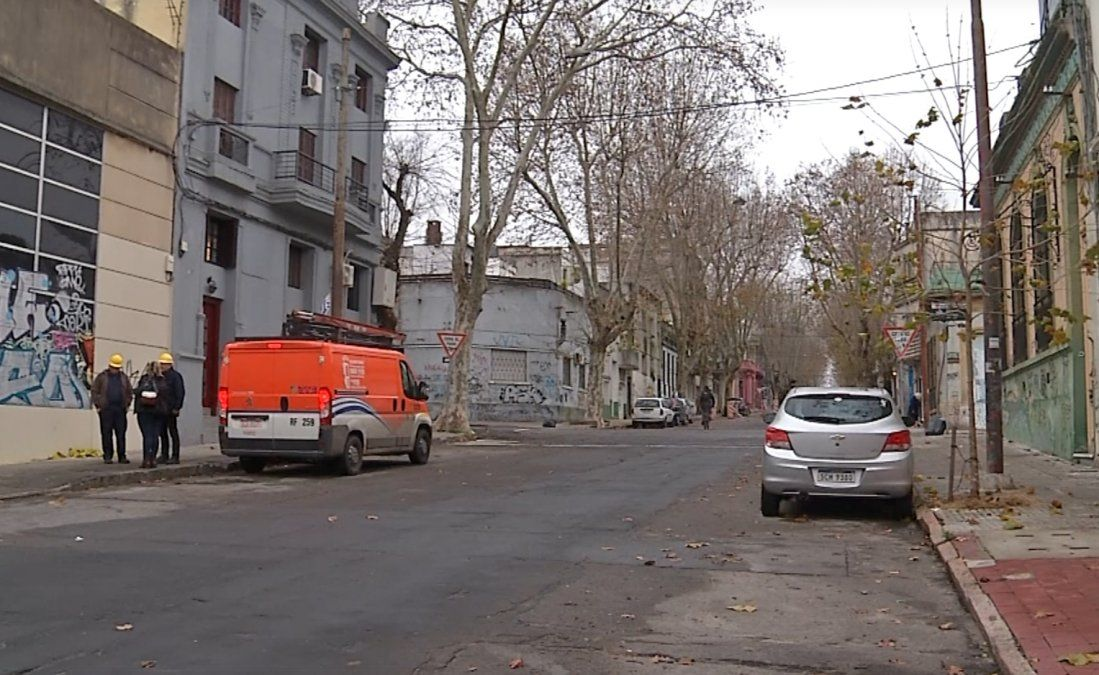 Importante apagón afecta a más de 13.000 clientes del Cordón, Centro y Palermo