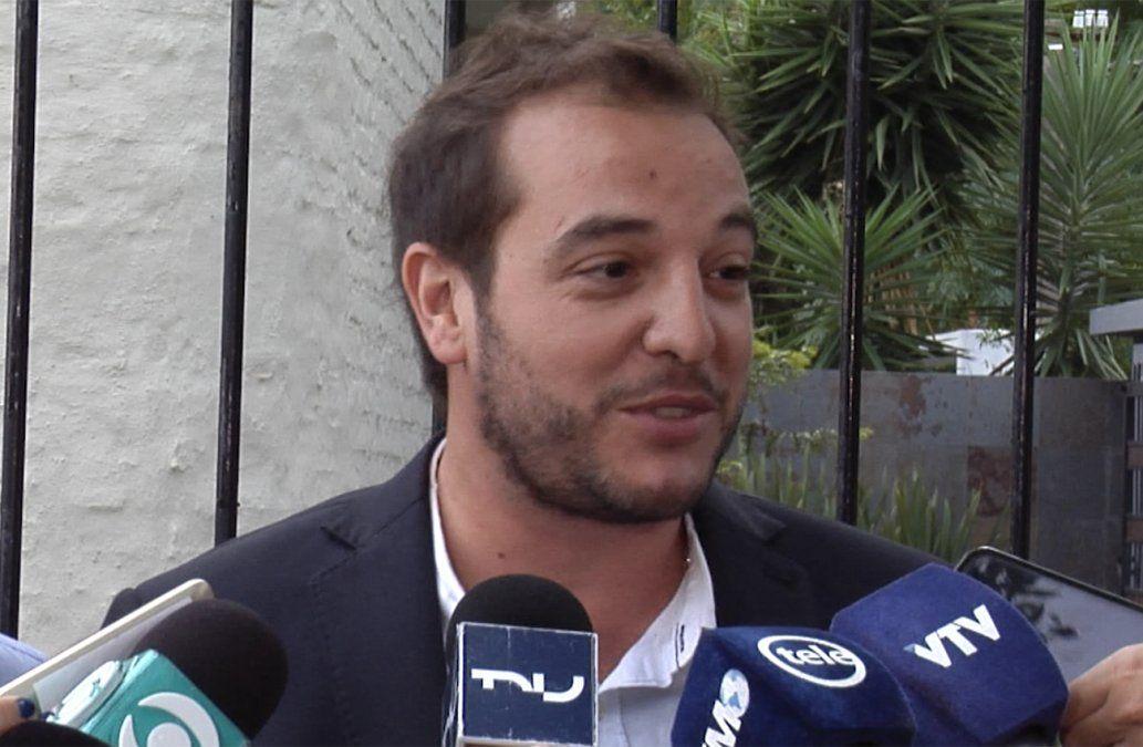 Renunció Martínez y Christian Di Candia asumirá como intendente de Montevideo