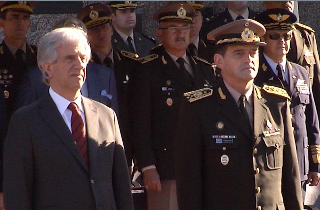 Generales advirtieron a Manini sobre dichos de Gavazzo al Tribunal Militar