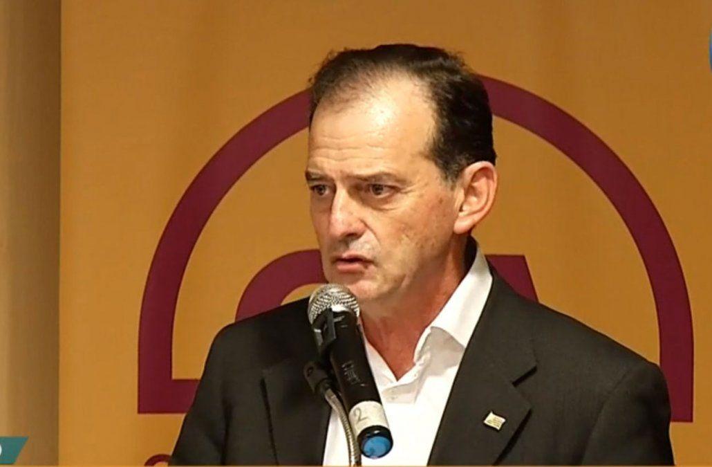 Vázquez quiso mostrar firmeza y lo único que mostró fue debilidad, dijo Manini Ríos