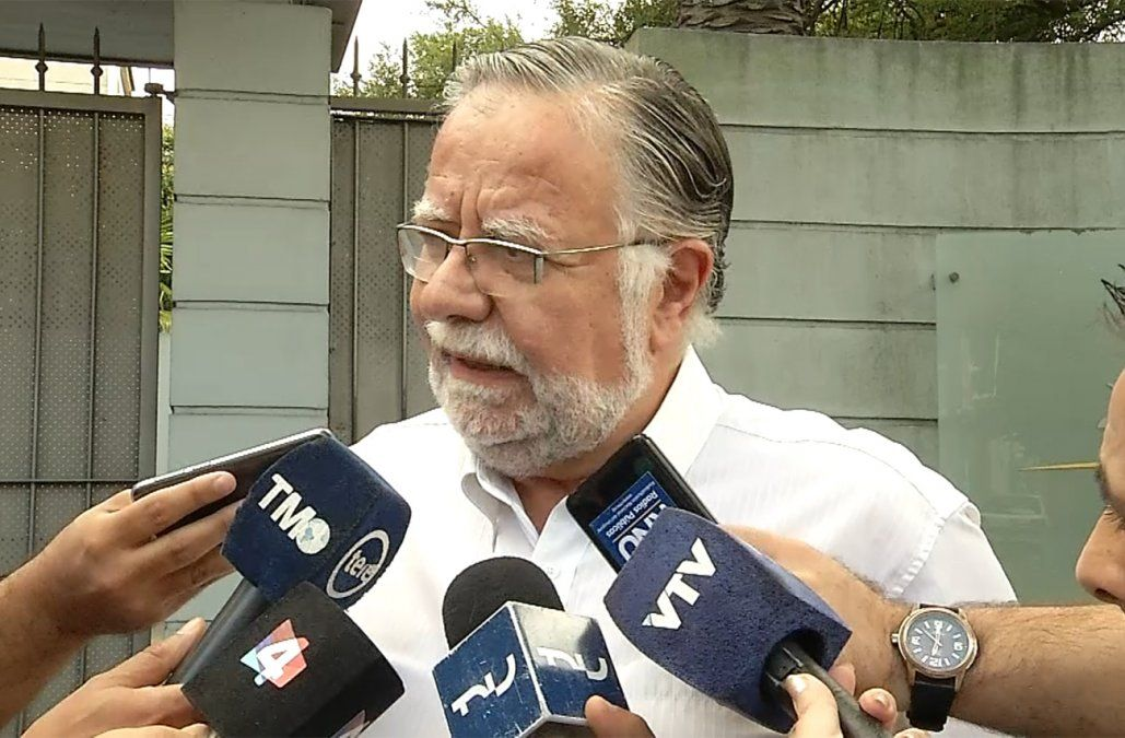 Bayardi se reunió con Vázquez: Estaba retirado y no asumir era casi ser desertor