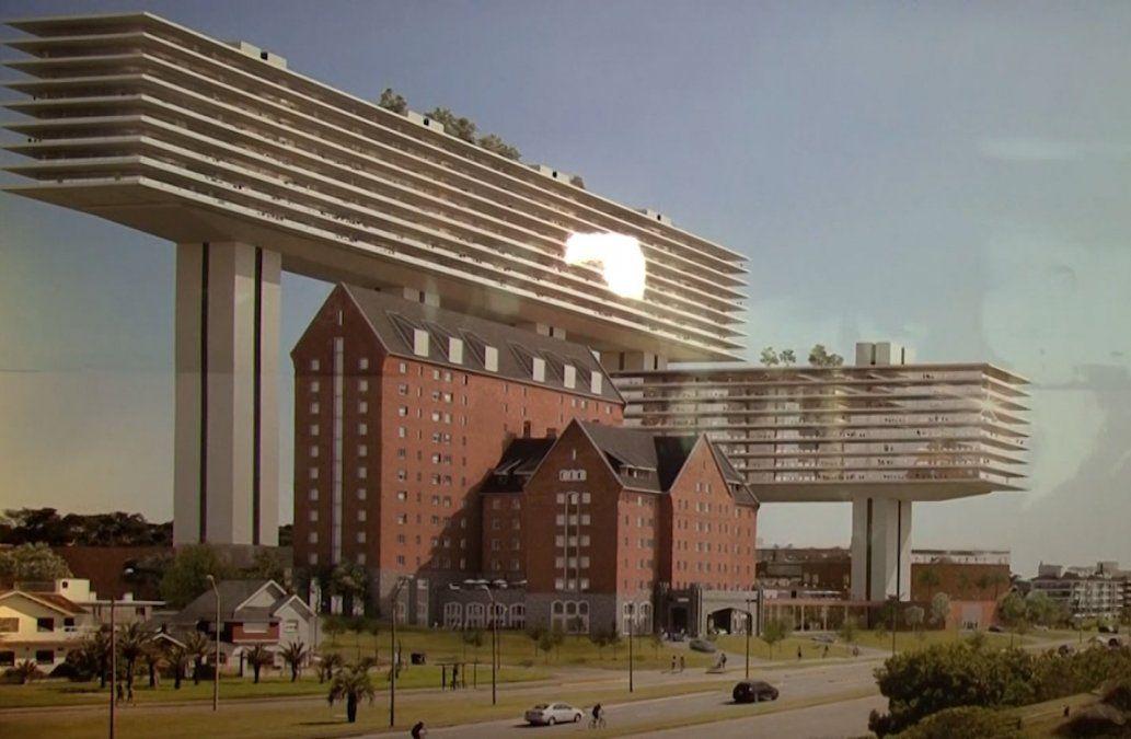 Grupo Cipriani demandará al arquitecto que intentó impedir la demolición del San Rafael