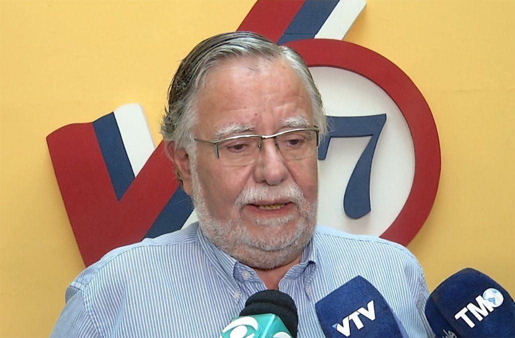 Asumen Bayardi como Ministro de Defensa y Berterreche como subsecretario