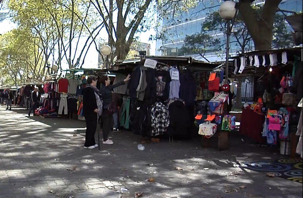 Feria Techitos Verdes será trasladada mientras reforman los actuales puestos