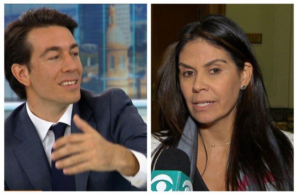 Sartori y Verónica Alonso se presentan en el Partido Nacional a la misma hora del acto de Lacalle