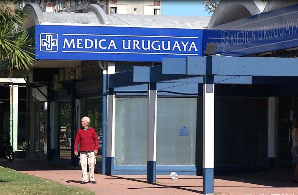 Asaltaron la Médica Uruguaya de Malvín y se llevaron $100.000