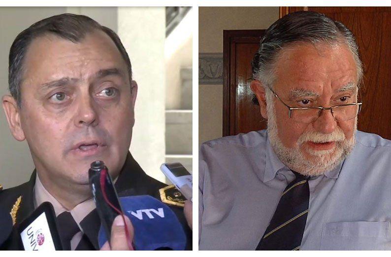 Bayardi dijo que será muy restrictivo con las declaraciones públicas de militares