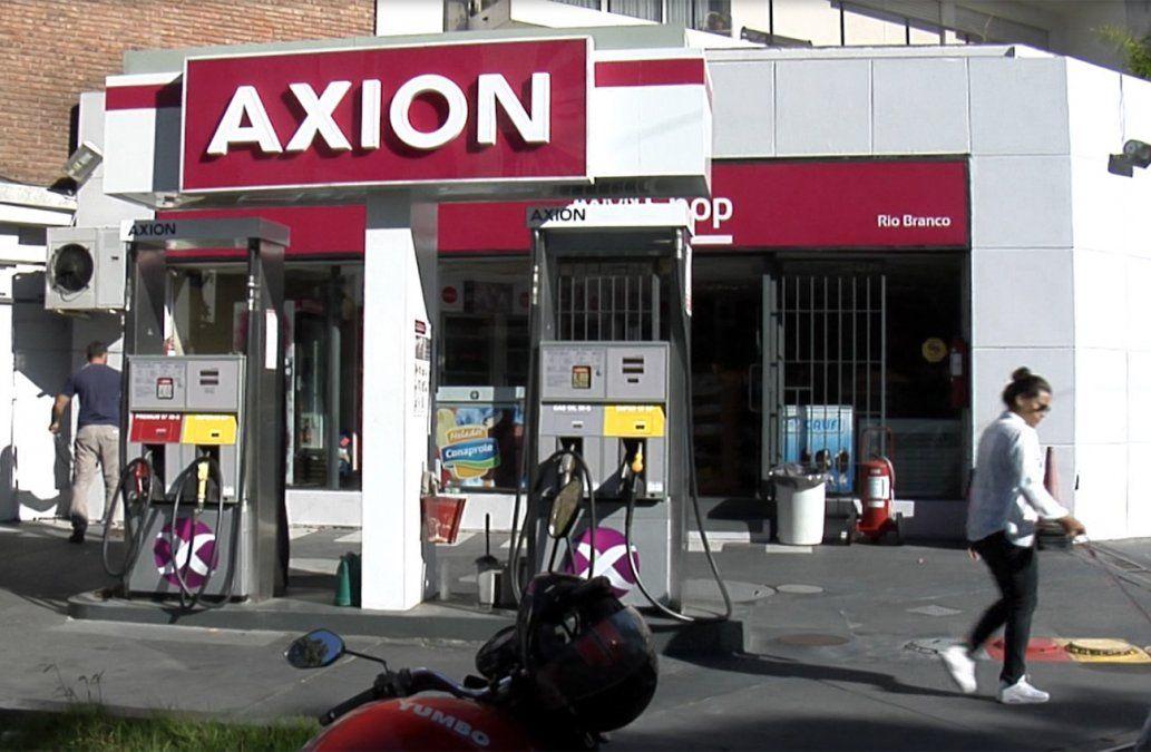 Rapiñaron dos estaciones de servicio en Montevideo con cinco minutos de diferencia