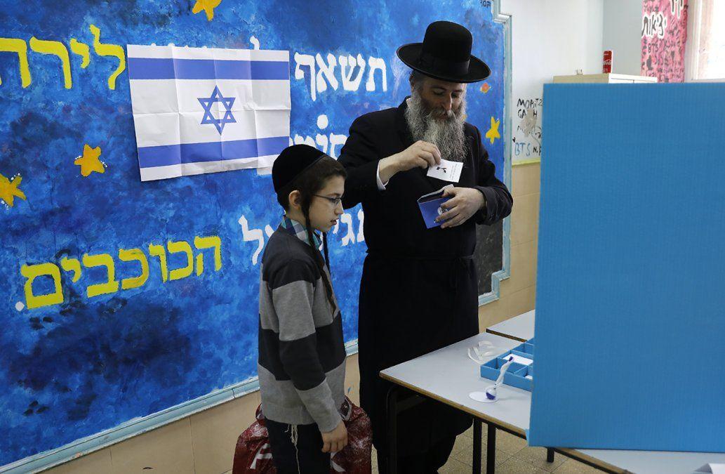 Elecciones parlamentarias en Israel: Netanyahu busca su 5º mandato