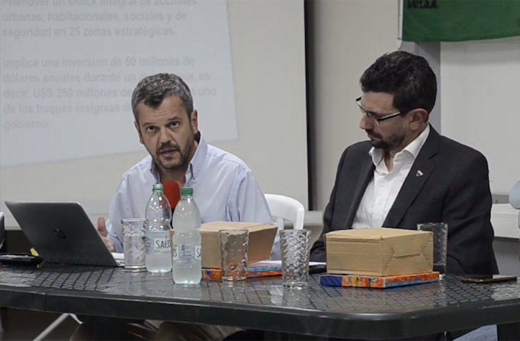 Leal propone cambios en políticas del Mides: Es muy fácil repartir, pero hay que cortar el chorro