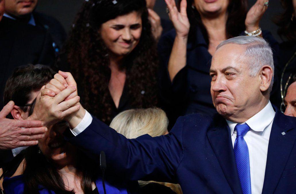 Bolsonaro elogia a Netanyahu, elegido primer ministro de Israel por quinta vez