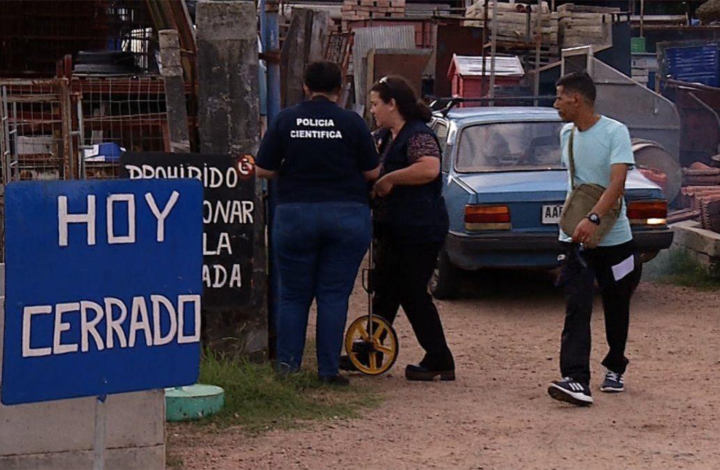 Delincuente que mató al dueño de una barraca permanece internado