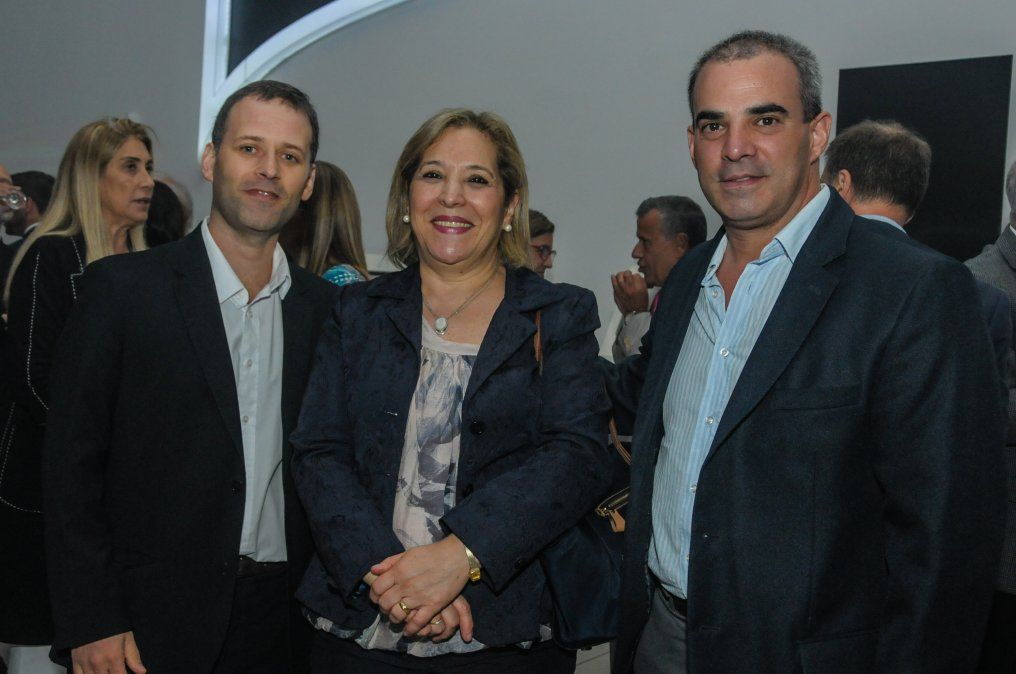 Juan Luis Cuello – Mirna Silva – Fernando Aguiar