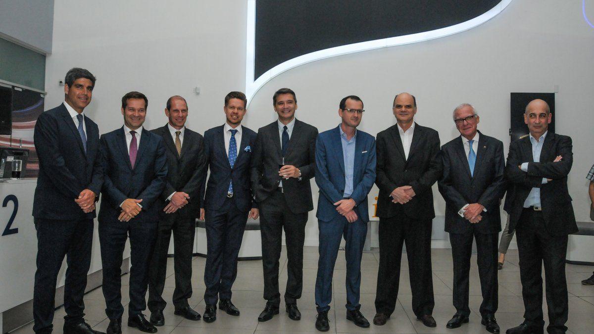 Antel presentó la primera red 5G con servicio comercial de América Latina