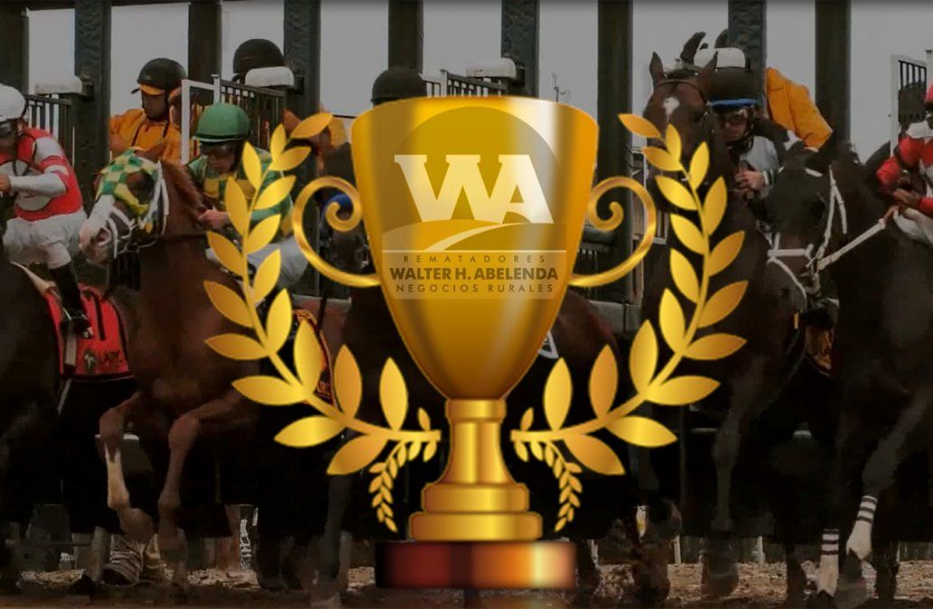 Maroñas: Copa Walter Hugo Abelenda