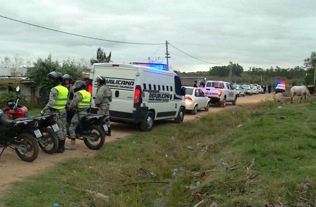 Siete hombres y tres mujeres permanecen detenidos tras un nuevo operativo Mirador
