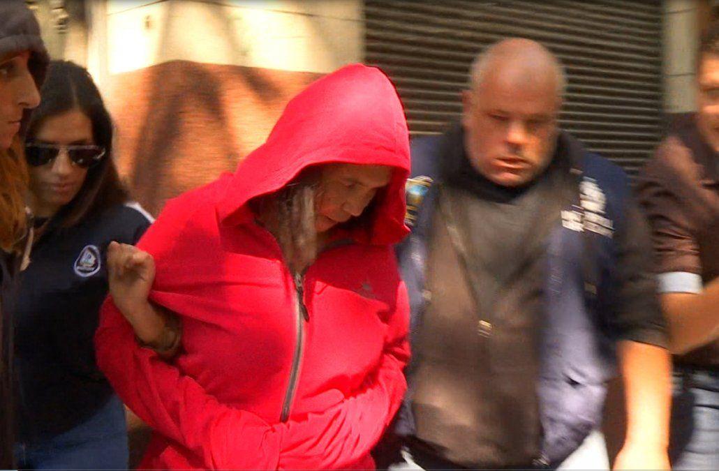Fiscalía pidió el procesamiento con prisión del esposo y el hermano de Mónica Rivero