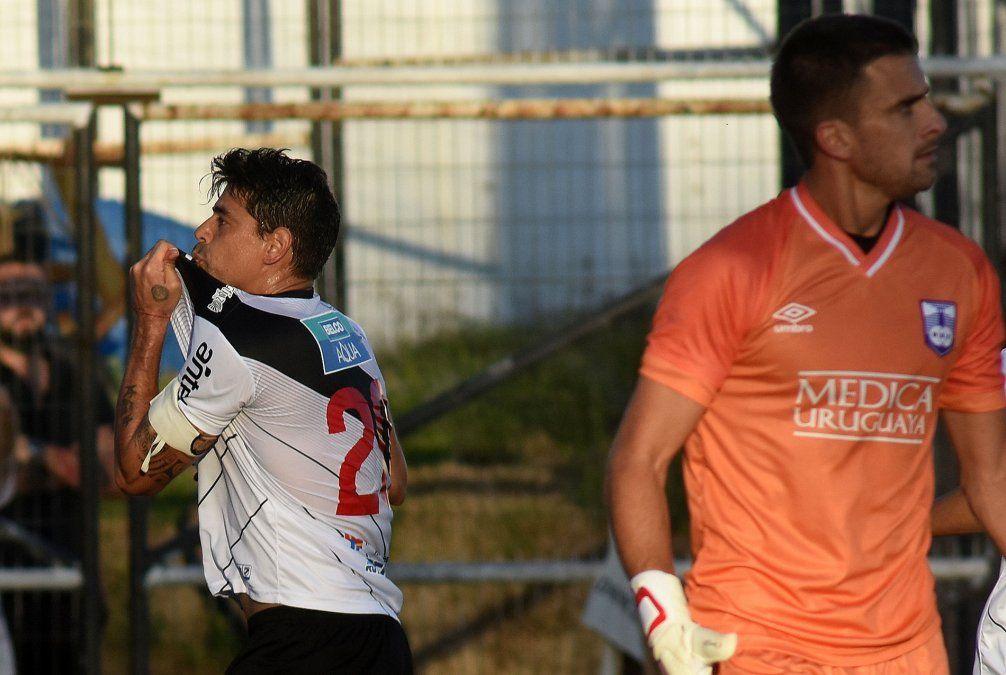 Danubio empató 1-1 con Defensor en Jardines y Cerro cayó 2-0 ante Progreso en el Tróccoli