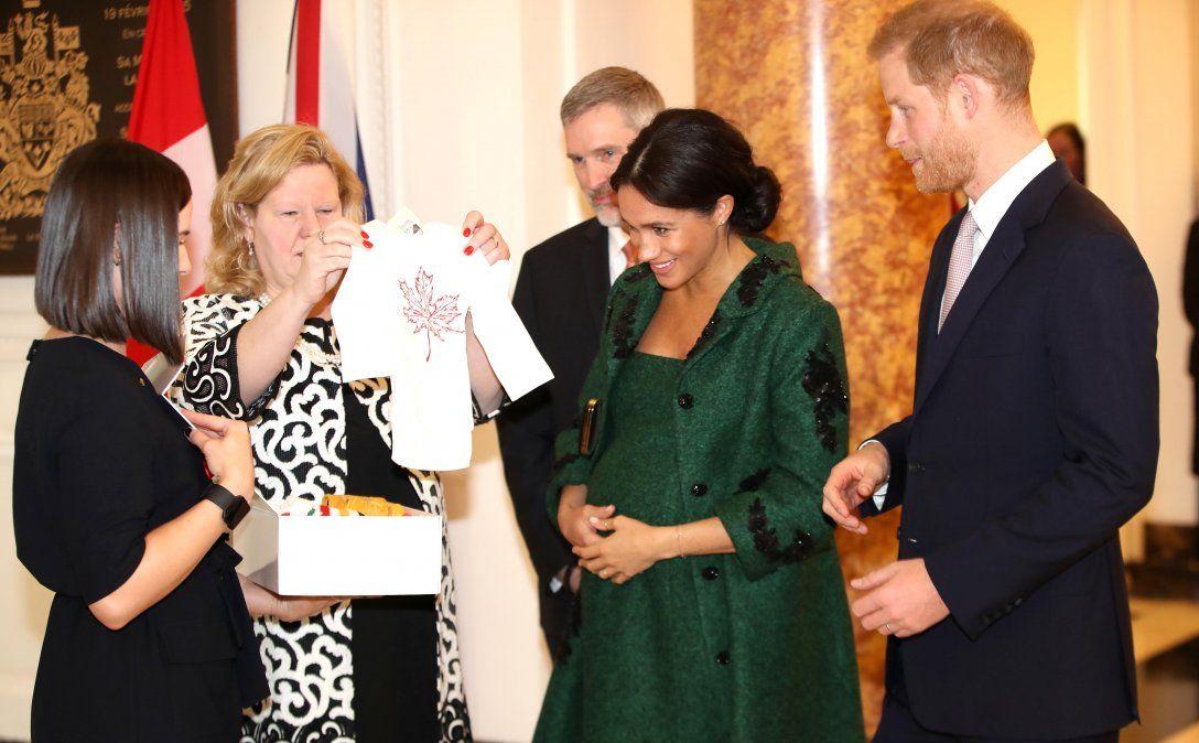 El fisco de EEUU espera con impaciencia el nacimiento del bebé real británico
