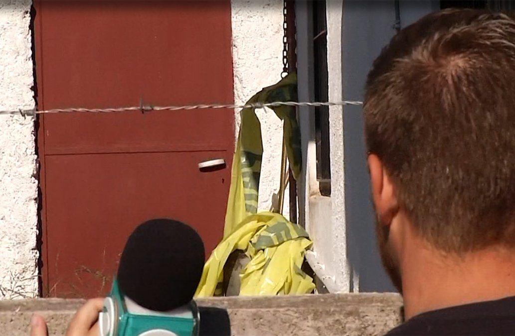 Encontraron ropa enterrada del homicida de Micaela Onrrubio