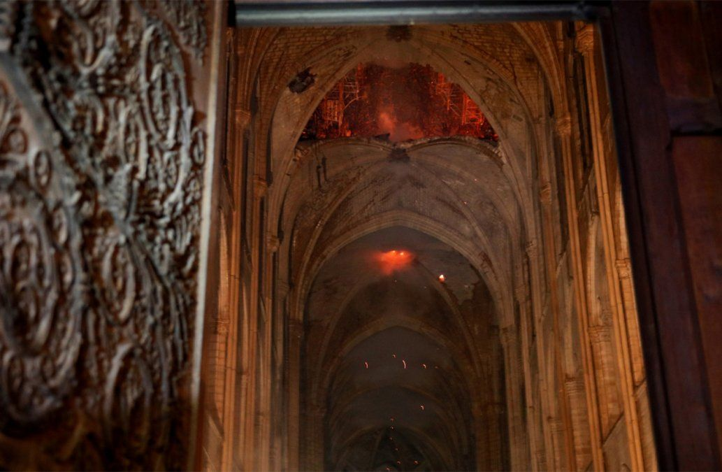 La familia Pinault donará 100 millones de euros para renovación de Notre Dame de París
