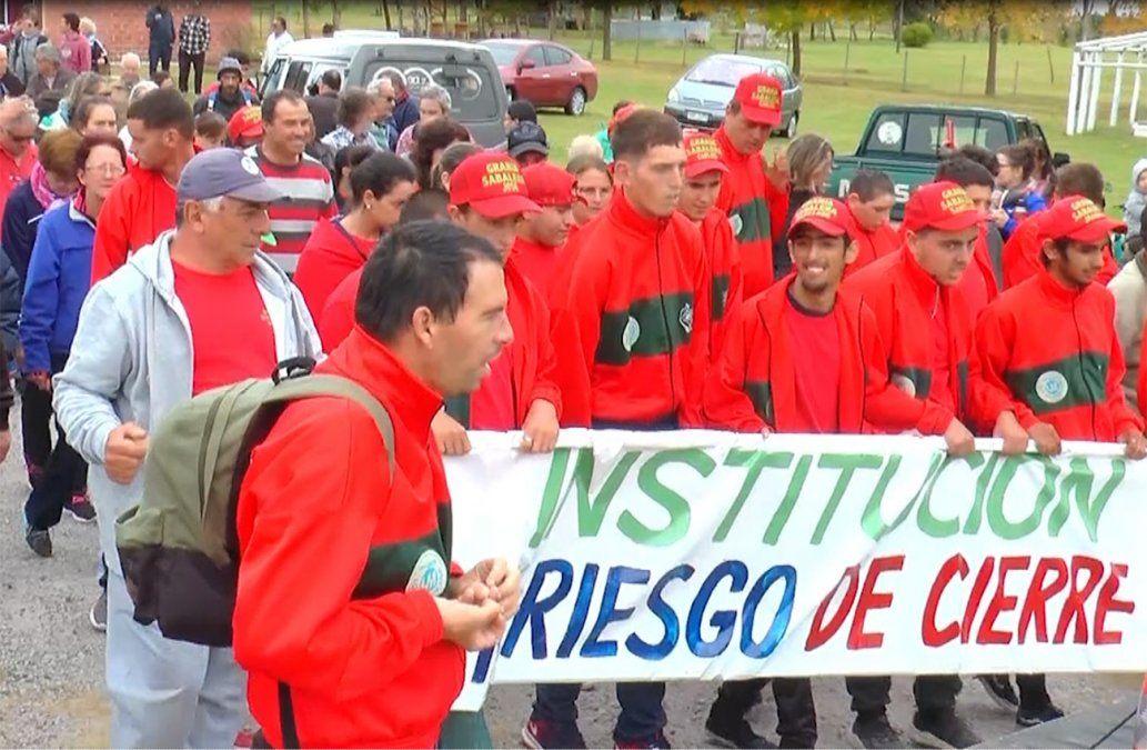 Granja La Esperanza Sabalera podría cerrar a fin de mes por falta de presupuesto